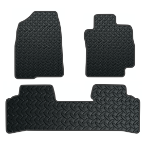 Toyota Prius 1 Pce Rear Section (2005-2009) Rubber Taxi Mats