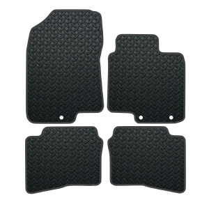 Hyundai I20 Press Stud Fixings (2015-Present) Rubber Mats