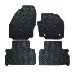 Ford Galaxy 4 Pce (2014-2015) Rubber Mats