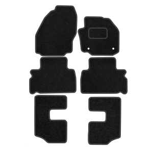 Ford Galaxy 6 Pce (2014-2015) Carpet Mats
