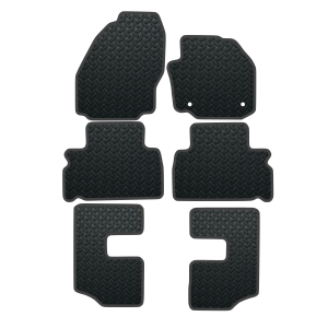 Ford Galaxy 6 Pce (2014-2015) Rubber Mats