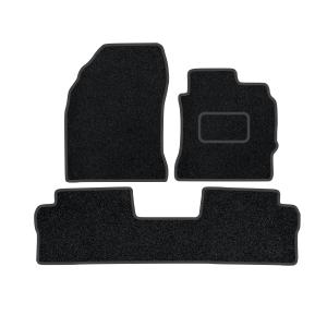 Toyota Auris 1 Pce Rear Section (2013-Present) Carpet Taxi Mats