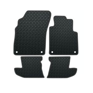 Bentley Continental Gt Coupe Mulliner (2012-2018) Rubber Mats