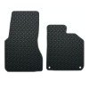 Smart For Two Coupe (2014-Present) Rubber Mats