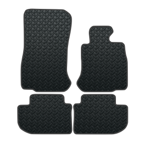 Bmw F06 6 Series Grand Coupe (2012-Present) Rubber Mats