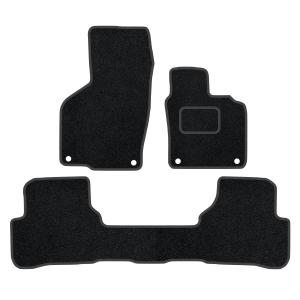 Volkswagen Passat 1 Pce Rear Section (2007-2015) Carpet Taxi Mats