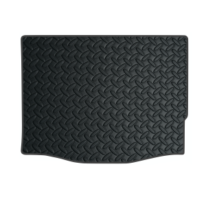 Ford Focus With Sub In Boot (2011-2018) Rubber Boot Mat