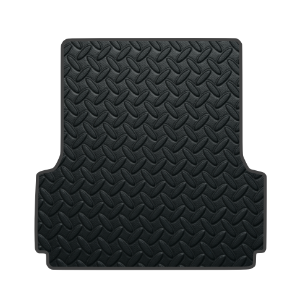 Ford Ranger Mk3 Double Cab Bed (2012-Present) Rubber Mats