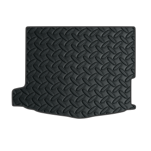 Honda Civic With Base Speaker Fitted (2012-2017) Rubber Boot Mat