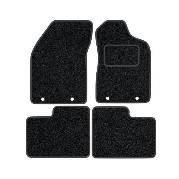 Alfa Romeo Giulietta Manual (2014-2016) Carpet Mats