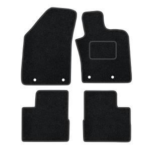 Fiat Tipo Manual (2016-Present) Carpet Mats