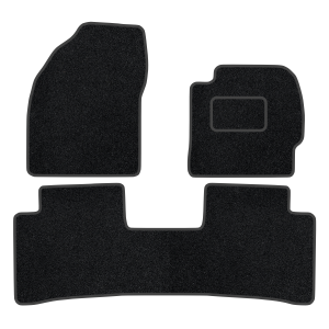 Toyota Prius 1 Pce Rear Section (2012-2016) Carpet Taxi Mats