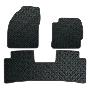Toyota Prius 1 Pce Rear Section (2012-2016) Rubber Taxi Mats