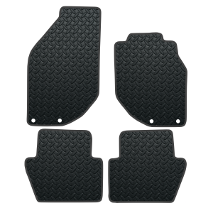 Volvo C70 With Driver/Passenger Fixings (1995-2006) Rubber Mats