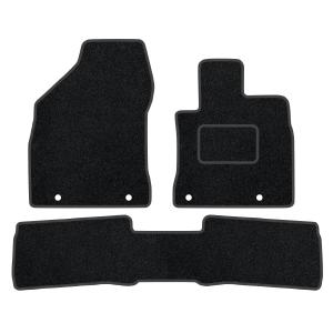 Lexus Ct200h With 1 Pce Rear Mat (2014-Present) Carpet Mats