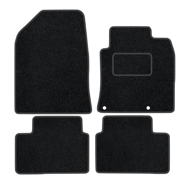 Kia Ceed Manual (2018-Present) Carpet Mats