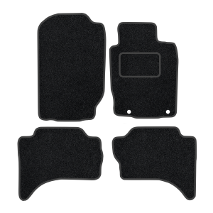 Fiat Fullback Without Rear Heater Duct (2017-Present) Carpet Mats