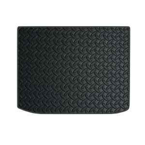 Seat Ateca Standard Shape (2016-Present) Rubber Boot Mat