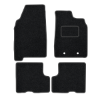 Dacia Duster With Passenger Seat Draw (2018-Present) Carpet Mats