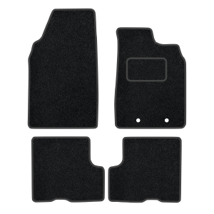 Dacia Duster Without Passenger Seat Draw (2018-Present) Carpet Mats